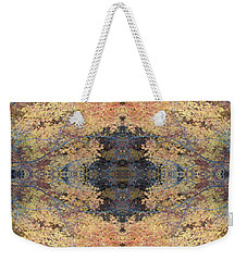 Kaleidoscope - Trees 3 Weekender Tote Bag by Andy Shomock