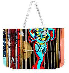 Kali In Color Weekender Tote Bag