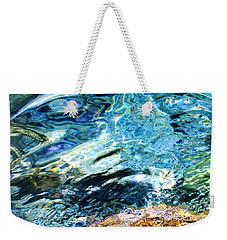 Kanaloa Abstract Weekender Tote Bag by David Lawson