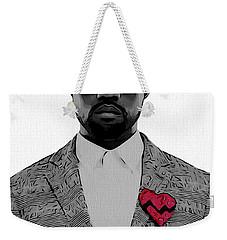 Kanye West  Weekender Tote Bag