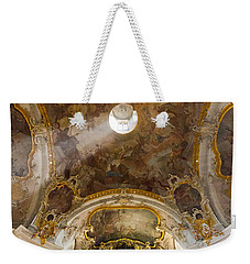 Kappele Wurzburg Organ And Ceiling Weekender Tote Bag