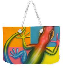 Karma Chameleon Weekender Tote Bag