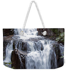 Katahdin Stream Falls Baxter State Park Maine Weekender Tote Bag