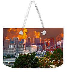 Katrina Storm Hits Cincinnati Weekender Tote Bag