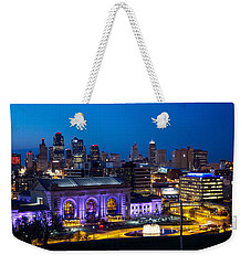 Kcmo Union Station Weekender Tote Bag
