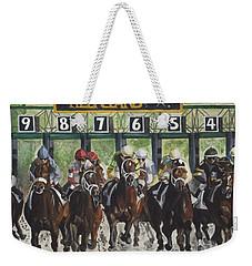 Keeneland Weekender Tote Bag