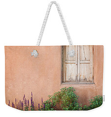 Keep The Summer Heat Out Weekender Tote Bag by Roselynne Broussard