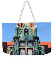 Keeper Of The Past Weekender Tote Bag