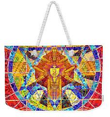 Keeper Of The Sacred Symbols Weekender Tote Bag