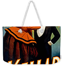Kellar Toasts The Devil Weekender Tote Bag