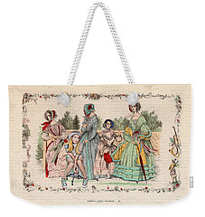 Kellyjo Meets Gody's Girls Weekender Tote Bag