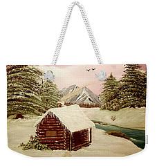 Kelly's Retreat Weekender Tote Bag