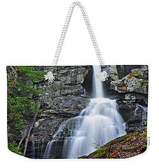 Kent Falls State Park Ct Waterfall Weekender Tote Bag