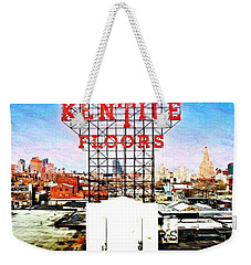Kentile Floors Weekender Tote Bag
