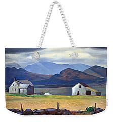 Kent's Adirondacks Weekender Tote Bag by Cora Wandel