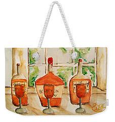 Kentucky Bourbon Sampler Weekender Tote Bag