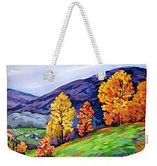 Kentucky Hillside Weekender Tote Bag