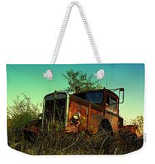 Kenworth 3 Weekender Tote Bag by Salman Ravish