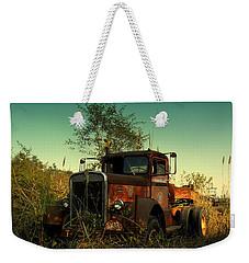 Kenwoth Weekender Tote Bag by Salman Ravish