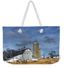 Kenyon Brothers Dairy Weekender Tote Bag