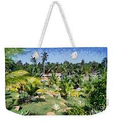 Kerala Landscape Weekender Tote Bag