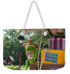 Weekender Tote Bag featuring the photograph Kermey by David Nicholls