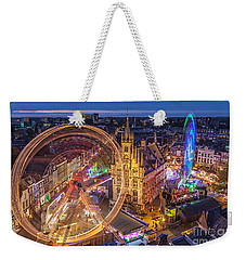 Kermis In Gouda Weekender Tote Bag