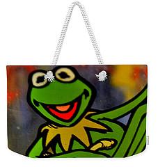 Kermit The Frog  Weekender Tote Bag