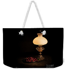 Kerosene Lamp Weekender Tote Bag