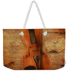 Key To The Soul Weekender Tote Bag