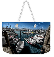 Key West Harbour Weekender Tote Bag