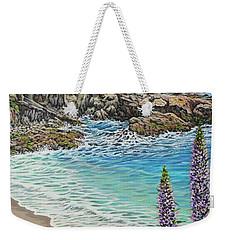 Keyhole Rock Laguna Weekender Tote Bag