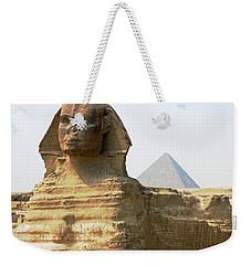 Khafra's Guardian Weekender Tote Bag