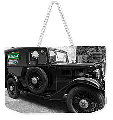 Kilbeggan Distillery's Old Car Weekender Tote Bag