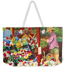 Killarney Farms Booth Weekender Tote Bag