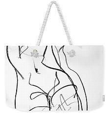 Kilroy Heart Weekender Tote Bag