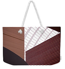 Kimmel Center Geometry Weekender Tote Bag