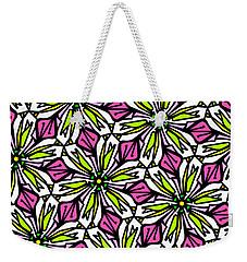 Weekender Tote Bag featuring the digital art Kind Of Cali-lily by Elizabeth McTaggart