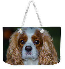 King Charles Weekender Tote Bag