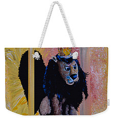 King Moonracer Weekender Tote Bag