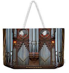 King Of Instruments Weekender Tote Bag