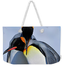 King Penguins Bonding Weekender Tote Bag