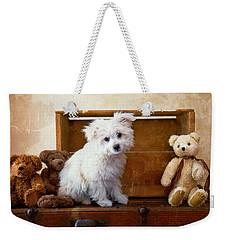 Kip And Friends Weekender Tote Bag