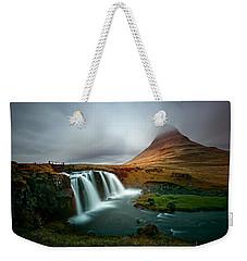 Kirkjufell Weekender Tote Bag by Ian Good