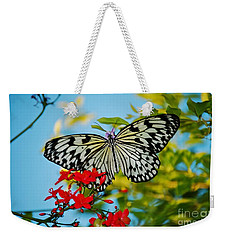Kite Butterfly Weekender Tote Bag