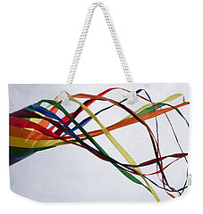 Weekender Tote Bag featuring the photograph Kite  by Susan  McMenamin