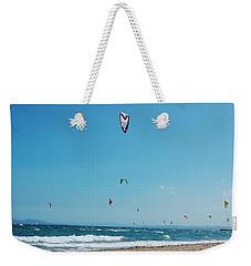 Kitesurf Lovers Weekender Tote Bag