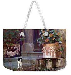 Kitten Italiano Weekender Tote Bag