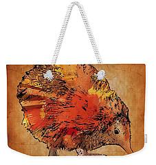 Kiwi Bird Weekender Tote Bag