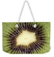 Kiwi Cut Weekender Tote Bag